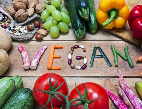 Vegetarian diets and organic foods